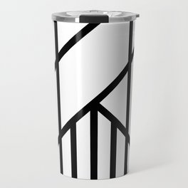 Bold Deco Travel Mug