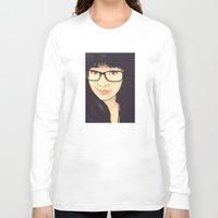 geek Long Sleeve T-shirts featuring Geek by FalcaoLucas