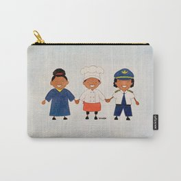 Little Dreamers 3 Carry-All Pouch