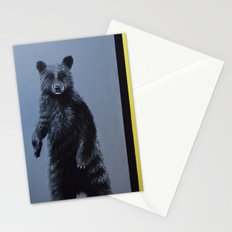 Minimalist Bear Stationery Cards