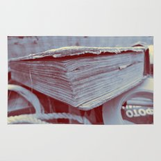 just a book you'll say Rug