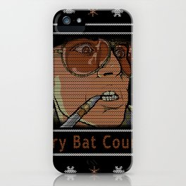 Merry at Country iPhone Case