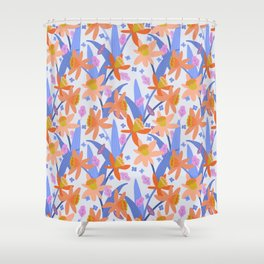 Daffodil Days Shower Curtain