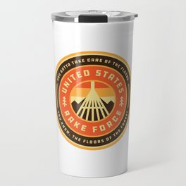 RAKE FORCE Travel Mug