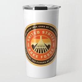 RAKE FORCE Travel Mug