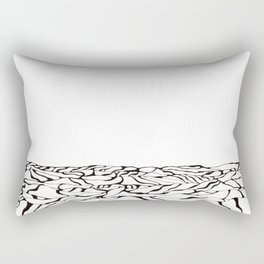Oceanscape No. 2 Rectangular Pillow