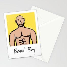 Beard Boy: Isreal Stationery Cards