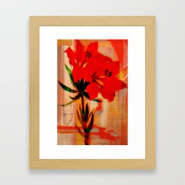 Hi-C Framed Art Print