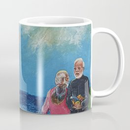 Modi Calling Modi Coffee Mug