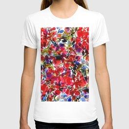 Hearts & Flowers T-shirt
