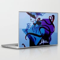ultraviolence Laptop & iPad Skins featuring C Y B E R_A N T O I N E T T E by Jetzain