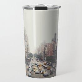 New York City Streets Travel Mug