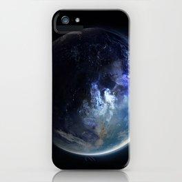 Aquamarine Marble iPhone Case