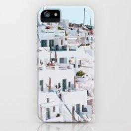 MYKONOS iPhone Case