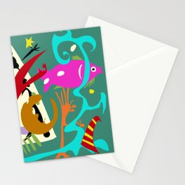 The Dream Tent Stationery Cards