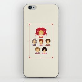 Hello Dolly iPhone Skin