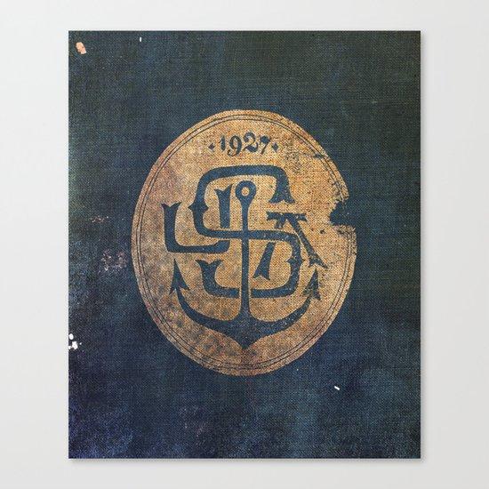 USA 1927 Canvas Print