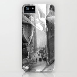 City Rose iPhone Case