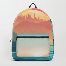 A weekend to be remembered -series III.- Backpack