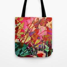 wild floral Tote Bag