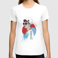 korea T-shirts featuring South Korea by Tunyon