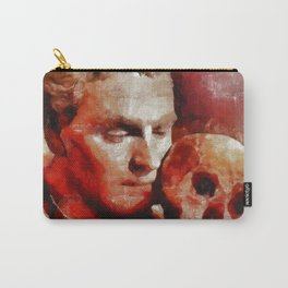 Laurence Olivier as Hamlet Carry-All Pouch