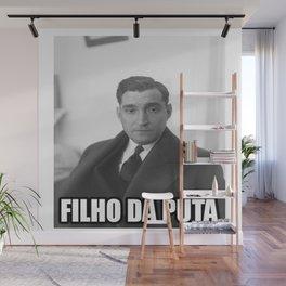 Antonio Salazar Portuguese Dictator Fascist Wall Mural
