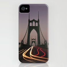 St. Johns Bridge Slim Case iPhone (4, 4s)