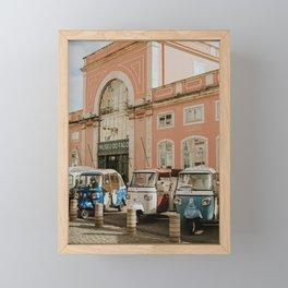 Museu Da Fado Framed Mini Art Print