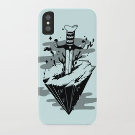 Releasing Dark Matter iPhone Case