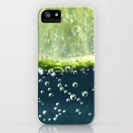 Lemony Limy iPhone Case