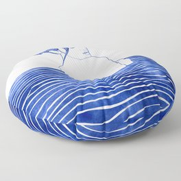 Nereid XIX Floor Pillow