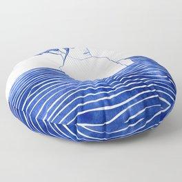 Nereid XIX Floor Pillow