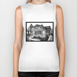 The Witch House Biker Tank