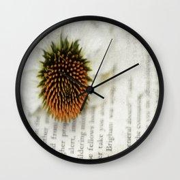 Summer Dreaming Wall Clock
