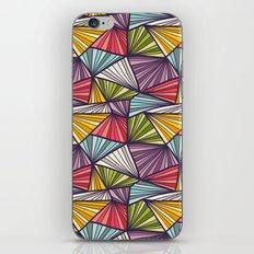 Geometric doodles iPhone & iPod Skin