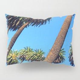 Peaceful Palms Pillow Sham