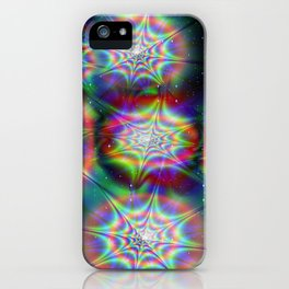 """""""Undiscovered Stars"""" by surrealpete iPhone Case"""