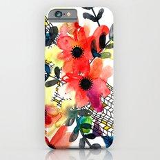 Spring Flowers iPhone 6s Slim Case
