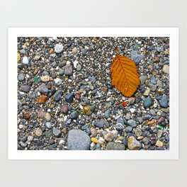 Please Don't Leaf Art Print