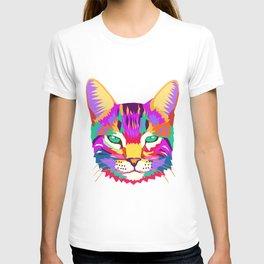 art cat T-shirt