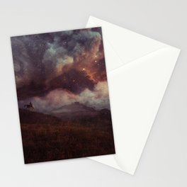 Apocalyptic Cowboy Stationery Cards