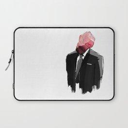 Char Siu Head (roast pork in suit) Laptop Sleeve