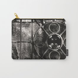 Circles ands Bars Carry-All Pouch