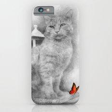 Erik the cat iPhone 6s Slim Case
