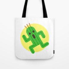 Final Fantasy - Cactuar Tote Bag