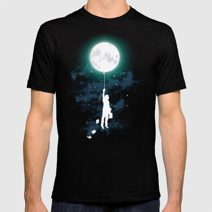 Burn the midnight oil T-shirt