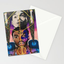 Chance Knows Stationery Cards