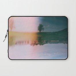 Double Exposure Laptop Sleeve