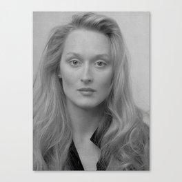 Meryl Canvas Print